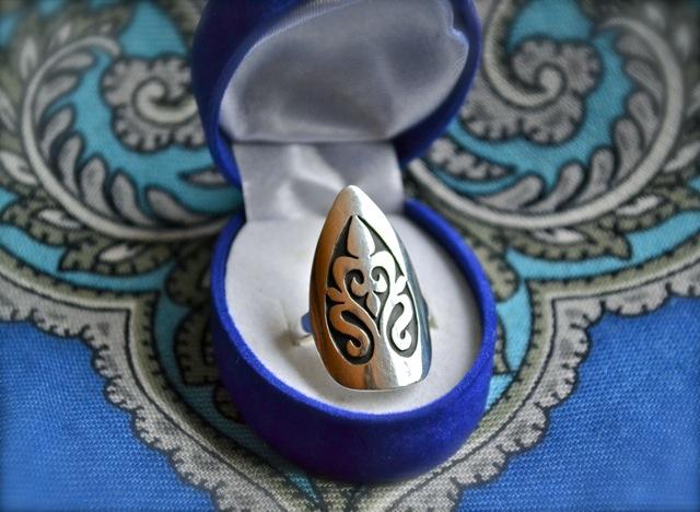 Казахские национальные украшения